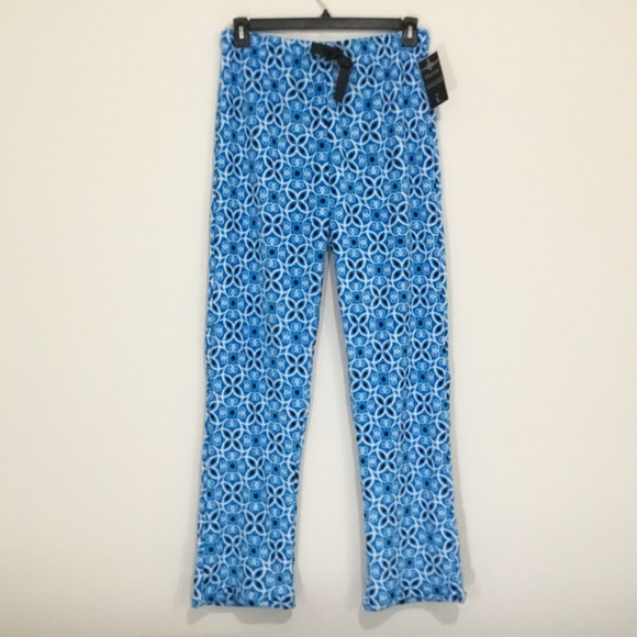 Other - Mayfair Velvet Lounge Pajama Pant Women Size L